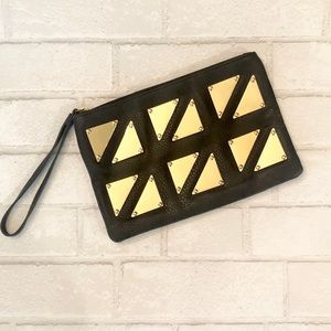 The Limited Large Wristlet Or Clutch